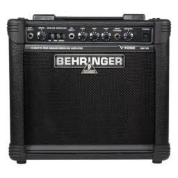 AMP Behringher - Vendo ou Troco por algo