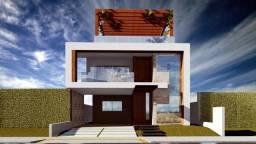 Casa NOVA em condomínio fechado NOVA - 300,00m², inc. cobertura Gourmet