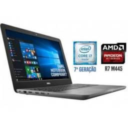 Notebook Dell Inspiron i15-5567-A40C Intel Core i7 - 7ª Geração 8GB 1TB 15.6? Placa de
