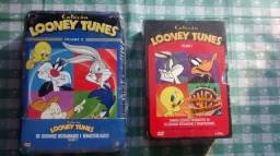 Box Coleção Looney Tunes Volume 1 e 2