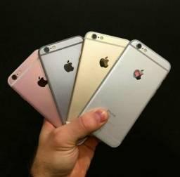 (Todas As Cores) Iphone 6S 64GB Bom Estado+Acessórios+Garantia 3 Meses