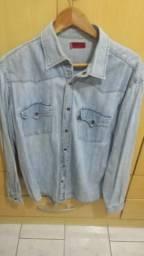 Calça levis.bermuda levis.camisa levis jeans a07dce04b8e