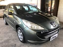 Peugeot 207 1.4 xr , ipva pago, novo - 2011
