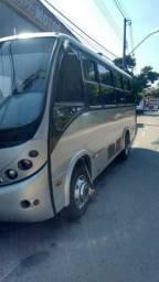 Micro-ônibus Agrale tanderboy 8-150 motor retificado