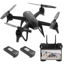Drone SG106, 22 mts vôo, + 2 baterias, Câmera dupla