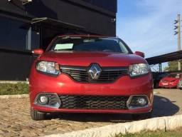 Renault sandero sinistrado - 2016
