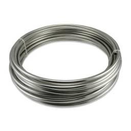 """Título do anúncio: Tubo flexível serpentina inox 304 - 3/8"""""""