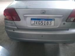 Honda civic 1.7 2006 - 2006