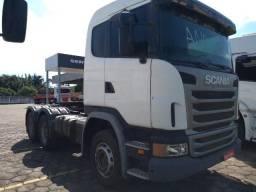 Scania G-420 6X4 - 2009