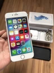 IPhone 6s Prata Completo !