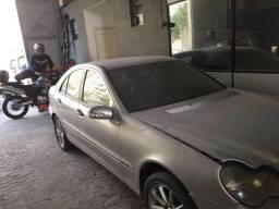 Mercedes C180 2001 - 2001