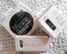 Carregador portátil zero, capa antiqueda Relógio Fit