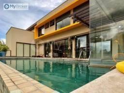 Sobrado com 5 dormitórios à venda, 441 m² por R$ 4.700.000 - Residencial Aldeia do Vale -