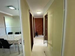 Apartamento no Edifício Apuã com 3 dormitórios à venda, 87 m² por R$ 450.000 - Jardim Trop