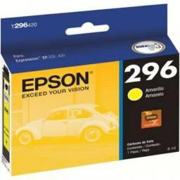 Cartucho Epson 296 XP231/431 T296420BR 4ml Amarelo
