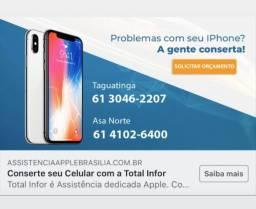 Apple - peças - tela baterias
