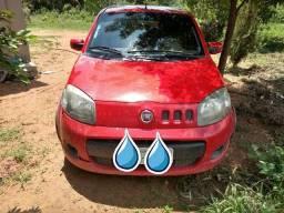 Vendo Fiat uno Sporting novo zero - 2012