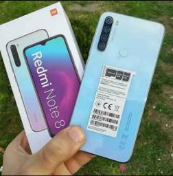 Xiaomi redmi not 8 e 8t