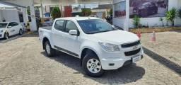 S10 LT 4X4 Diesel Automatica C/Pneus novos - 2014