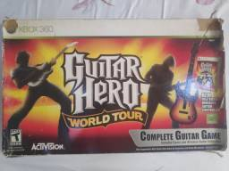 Guitarra guitar hero world tour para xbox 360