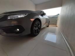 Civic Touring turbo teto solar mais top da série 95.900