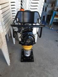 Locação/aluguel compactador de solo