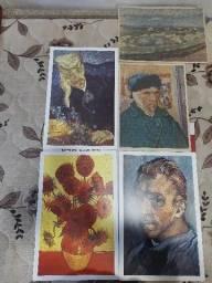 Título do anúncio: Coleção Telas Famosas de Van Gogh