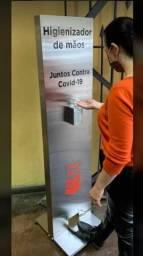 Higienizador de mãos - Nikolas