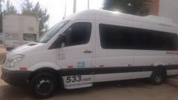 Modelo Sprinter CDI515 Cor Branca,Marca Mercedes-benz