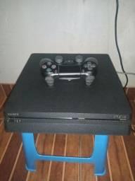 PS4 slim 500gb-usado