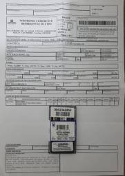 Memória ram 8Gb Kingston Sodimm Notebook