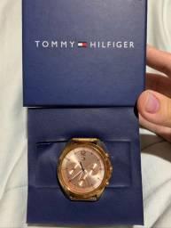 Relógio Tommy Hilfiger rose