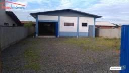 Loja comercial à venda em Porto grande, Araquari cod:15020.840