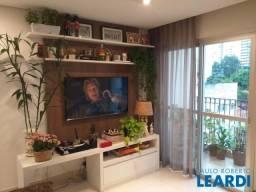 Apartamento à venda com 2 dormitórios em Pinheiros, São paulo cod:617172