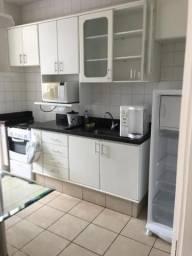 Apartamento Mobiliado para Locação em Uberlândia, Centro, 2 dormitórios, 1 banheiro, 1 vag