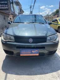 Fiat Palio 2010 Completa + GNV