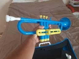 Trompete de plástico Tiger