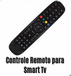 Controle remoto para smart tv