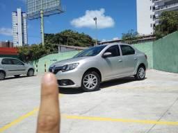 Renault logan 2015 direcao eletrica