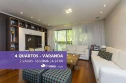 Apartamento à venda com 4 dormitórios em Cosme velho, Rio de janeiro cod:LIV-3301
