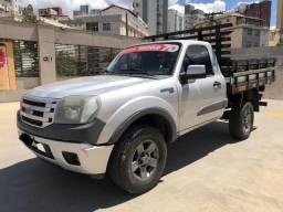 Ford Ranger XLS Cabine Simples Carroceria de Madeira