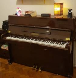 Piano Fritz Dobbert Usado Marron