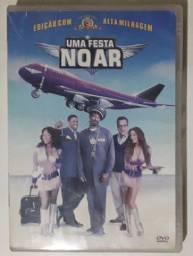 DVD  UMA FESTA NO AR