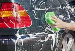 Lavamos carro no Setor Pedro Ludovico.