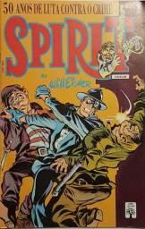 Will Eisner! Cinco revistas The Spirit - editora Abril