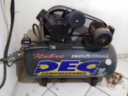 Vendo compressor industrial
