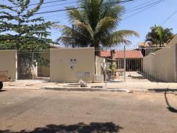 Casa mobiliada no setor Coimbra, de frente a Apae