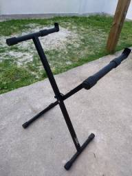 Pedestal suporte para teclado