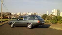 """Caravan 6cc 1988 """"placa preta"""""""