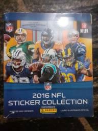 Álbum de Figurinhas NFL- futebol americano